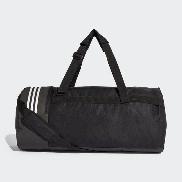ba8f548fbe33 ADIDAS Convertible 3-Stripes Duffel Bag Large