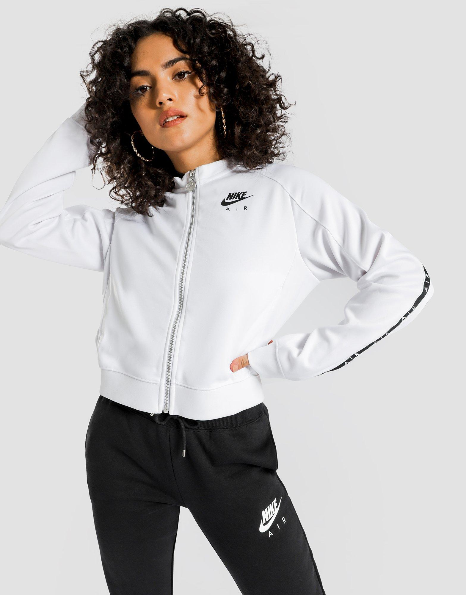 Air Poly Zip Jacket