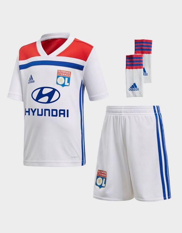 7ee33d5d150 ADIDAS Olympique Lyonnais Home Mini Kit