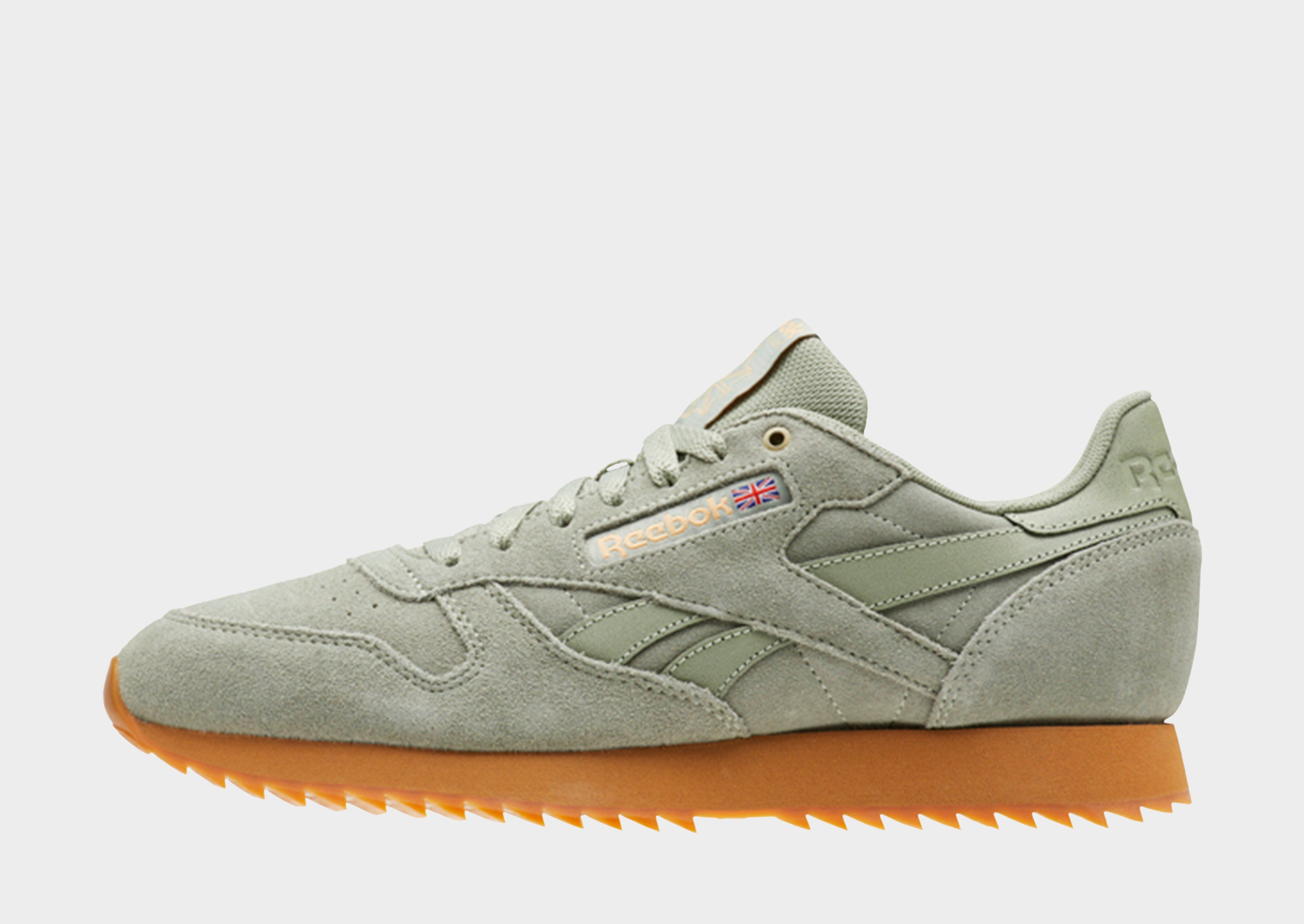0b521281c67 REEBOK Classic Leather Montana Cans
