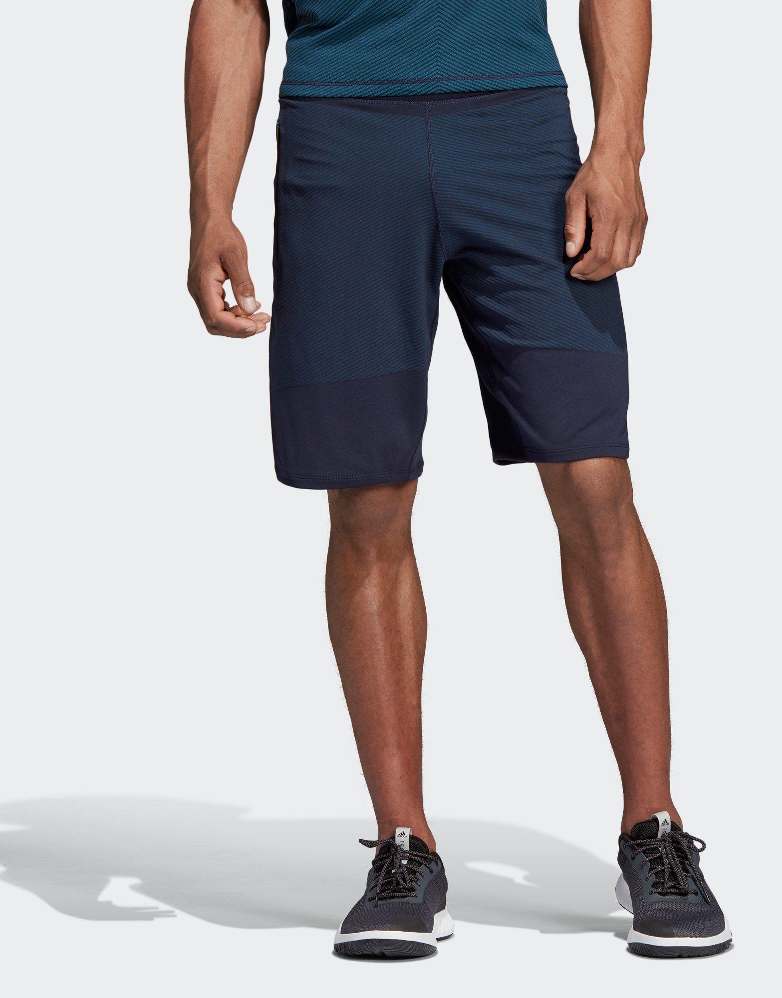 promo code 0be05 63822 ADIDAS 4KRFT Primeknit Parley Shorts  JD Sports