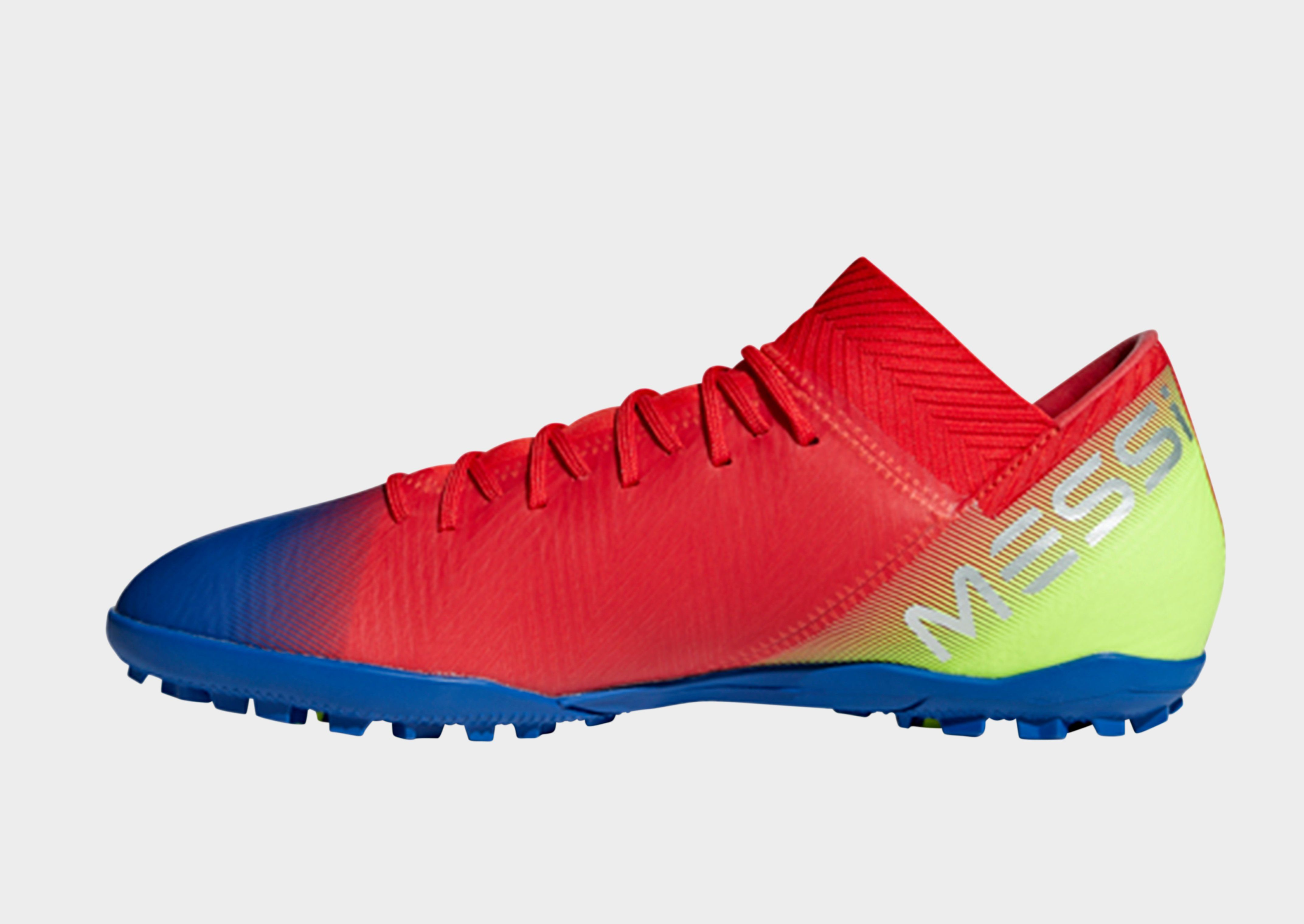 52ea13c90d83 ADIDAS Nemeziz Messi Tango 18.3 Turf Boots