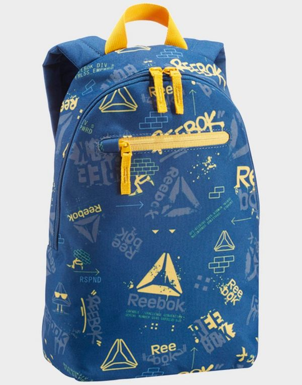 REEBOK Kids Unisex Small Graphic Backpack 2