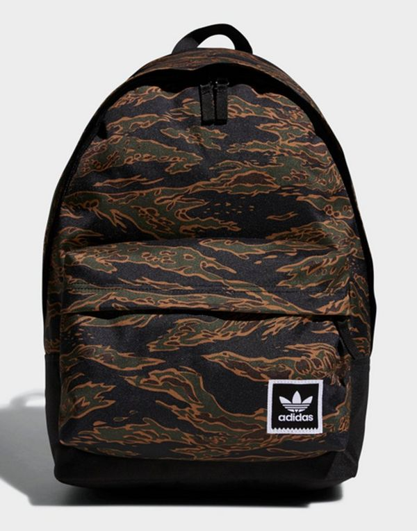 c76d4ced12f ADIDAS Tiger Camouflage Backpack   JD Sports