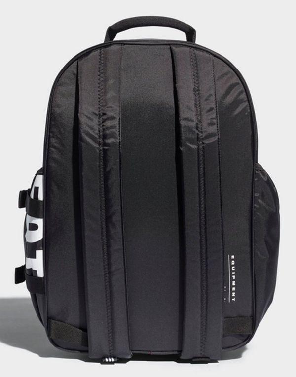 2cd43ca8c352 adidas originals eqt classic backpack white new concept c03c4 6d99e ...