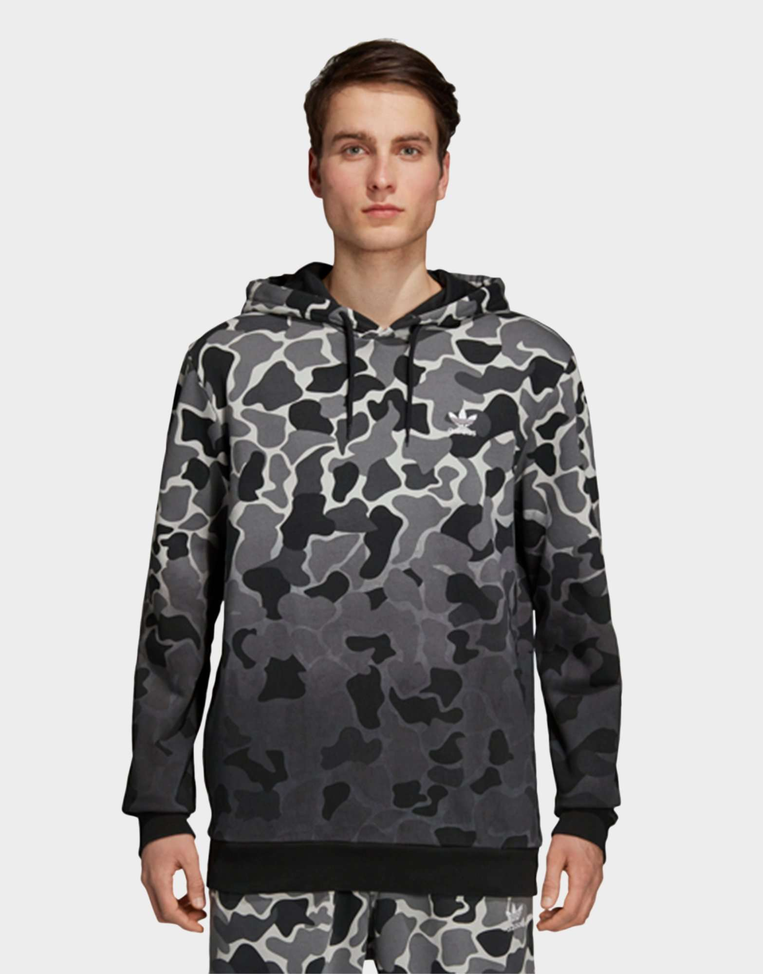 ADIDAS Camouflage Dip-Dyed Hoodie  6f1c077049