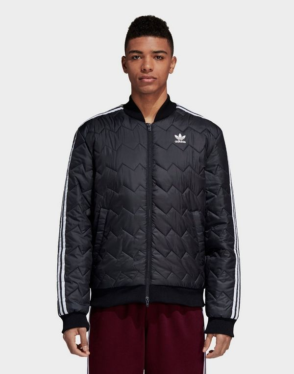 ADIDAS SST Quilted Jacket  04a7d8258c