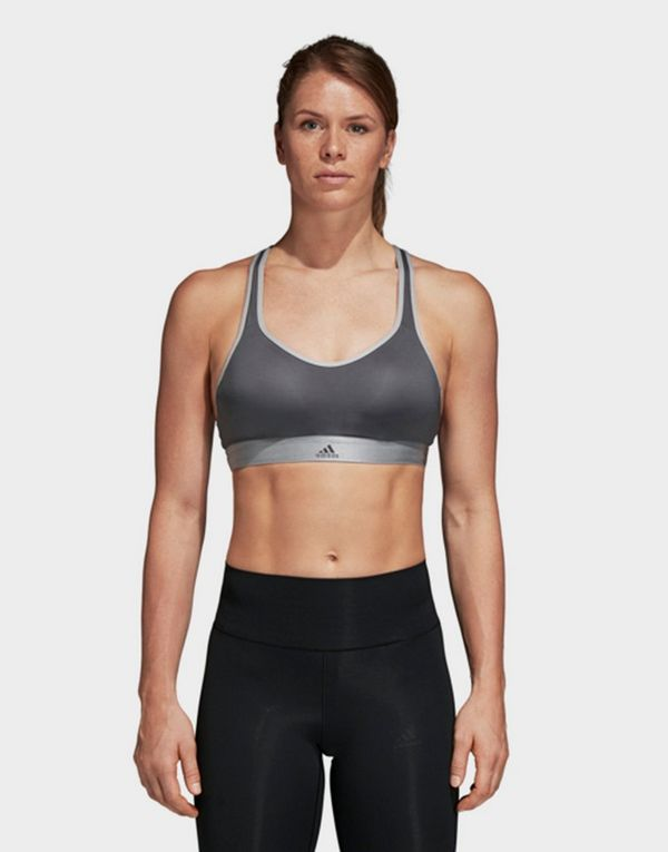 bde16bb7b8754 ADIDAS Stronger For It Racer Bra