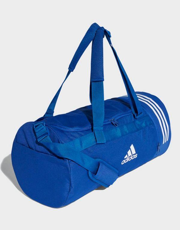 e9d0fda03479 ADIDAS Convertible 3-Stripes Duffel Bag Medium