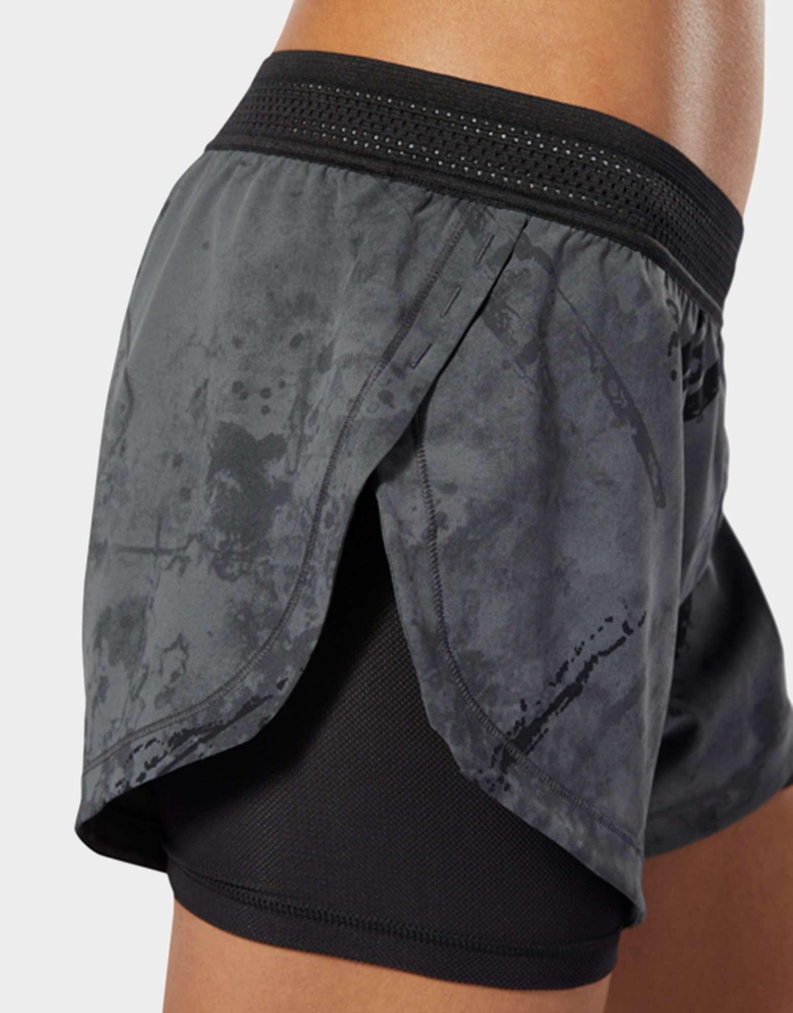 REEBOK Combat Epic Kickboxing Shorts