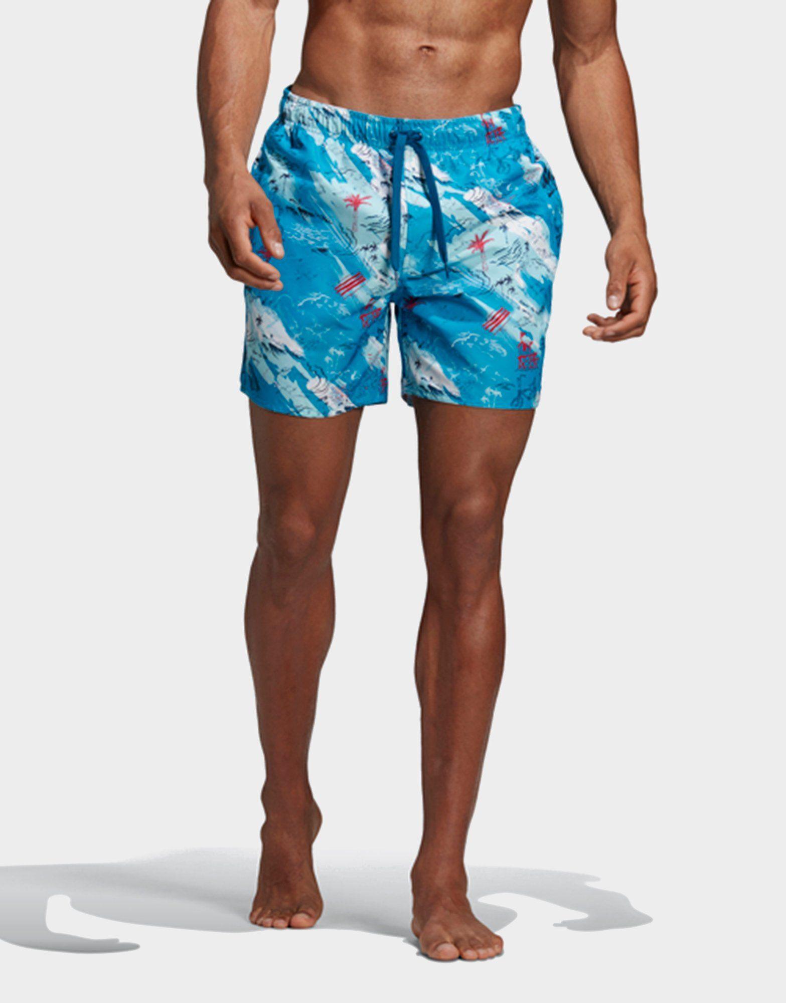 ADIDAS Beach Graphic Shorts