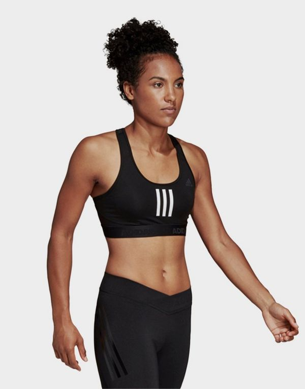 online store bc3bd 0811c ADIDAS Dont Rest Alphaskin Sport+ Padded 3-Stripes Bra