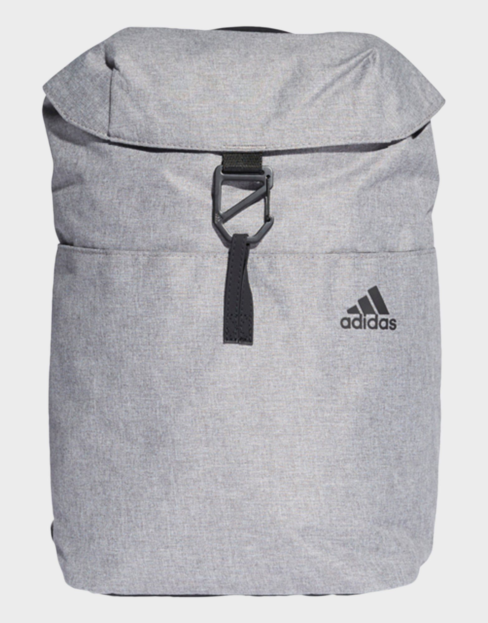 4b0a8c5c2c ADIDAS ID Flap Heathered Backpack