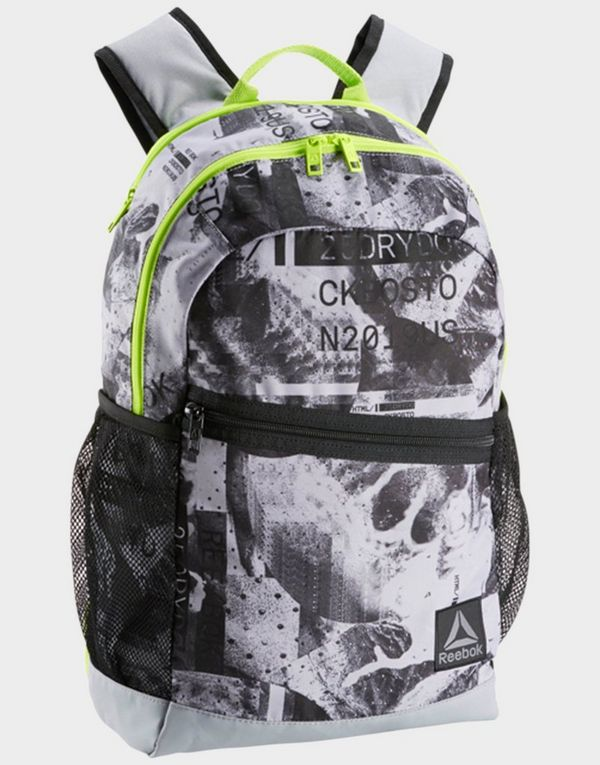 REEBOK Style Active Foundation Graphic Backpack  6c110089c84c1