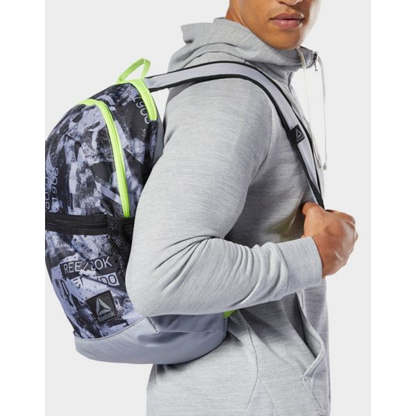 ... REEBOK Style Active Foundation Graphic Backpack ... e19b80034c042