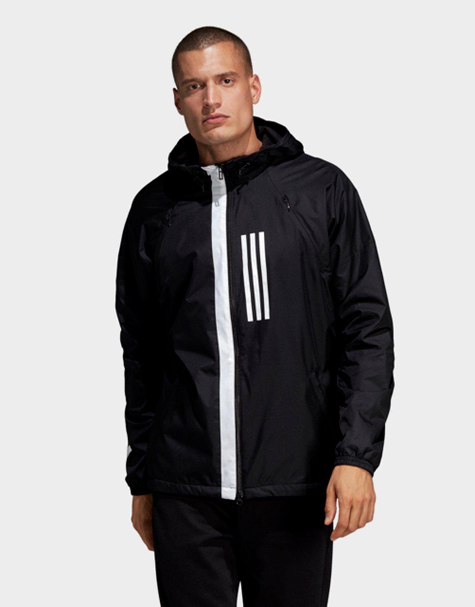 ADIDAS W.N.D. Fleece-Lined Jacket