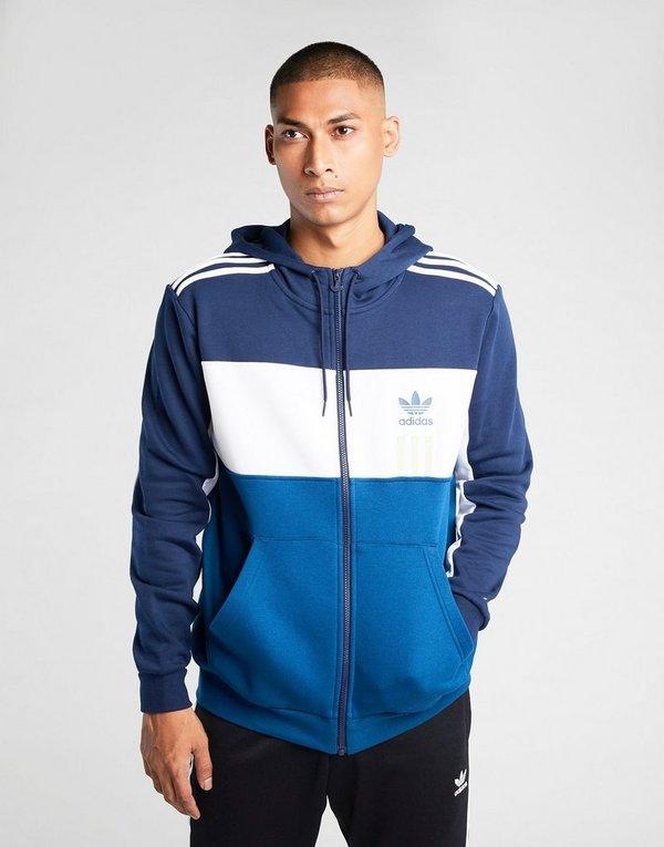 quality design a8b64 07667 adidas Originals Originals ID96 Full Zip Hoodie   JD Sports