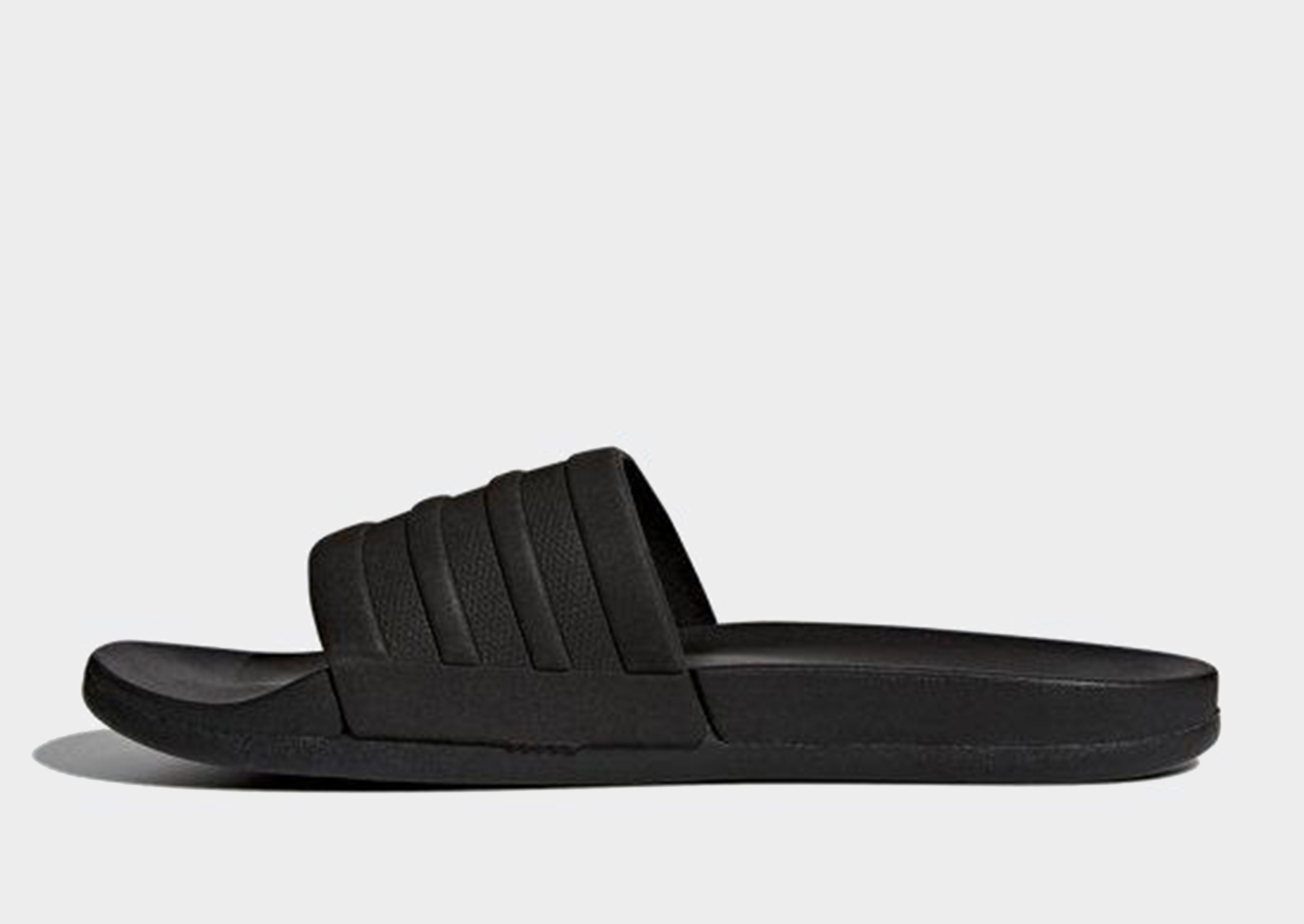 best sneakers cafb5 415ff ADIDAS Adilette Cloudfoam Plus Mono Slides  JD Sports