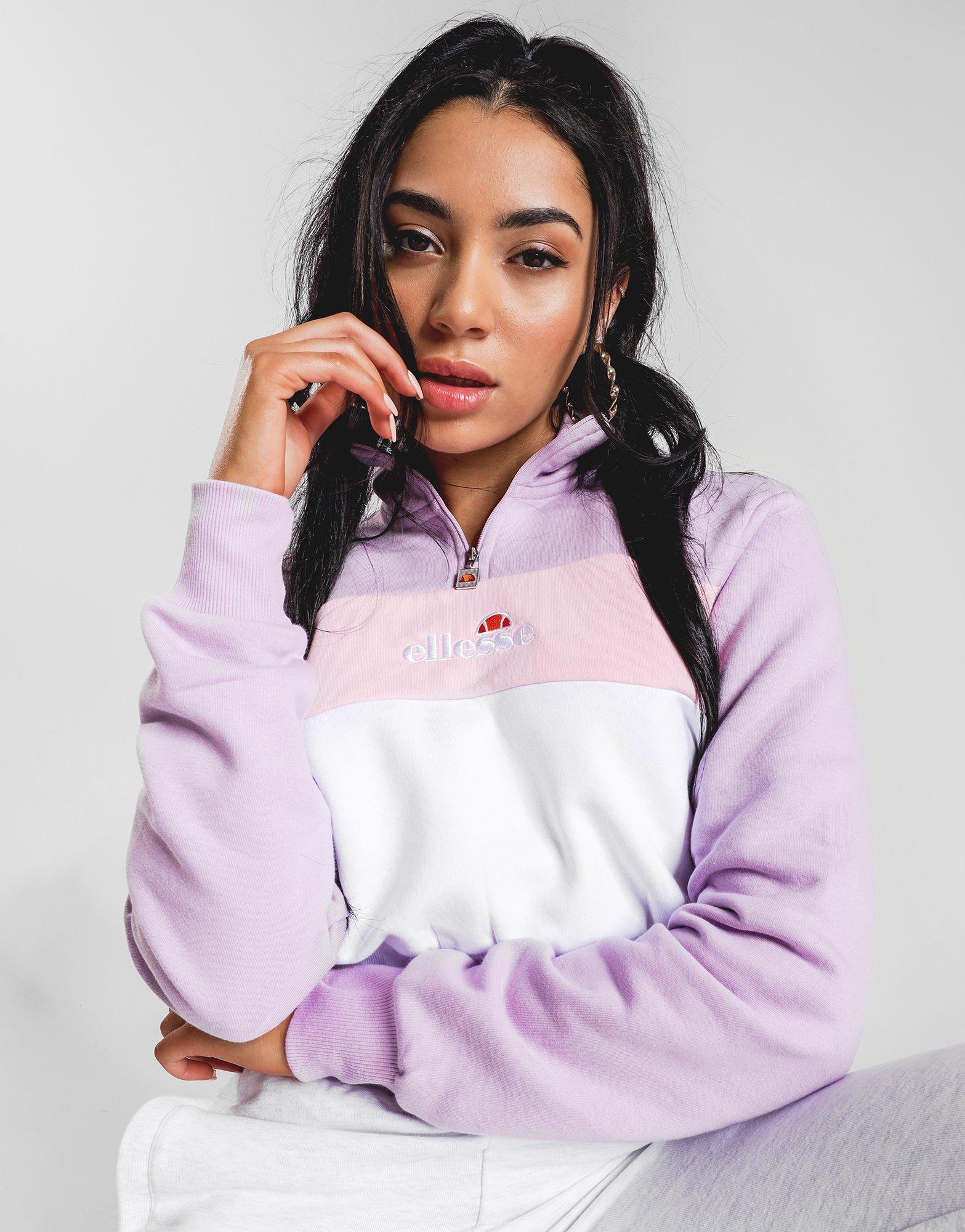 1/4 Zip Louise Track Top