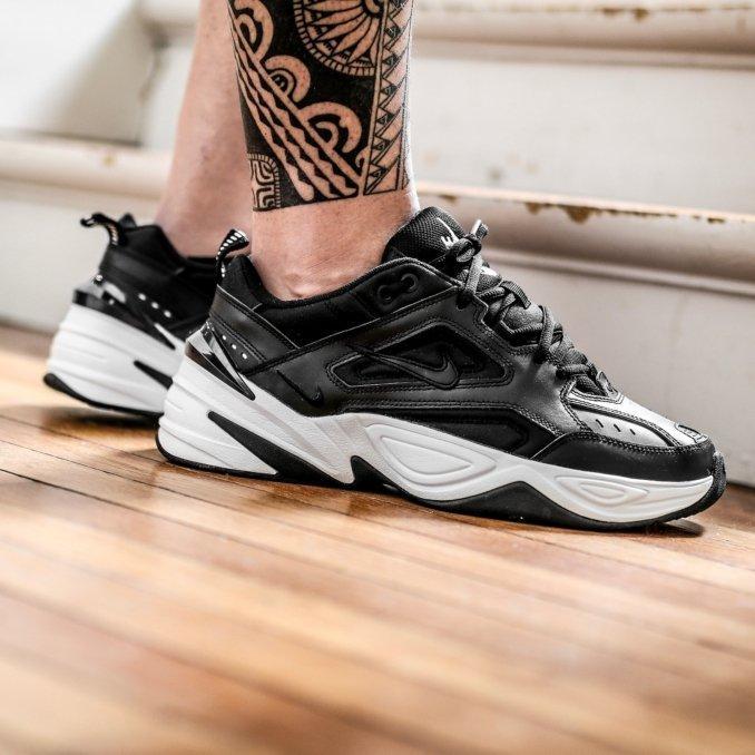 Nike M2K Tekno nere