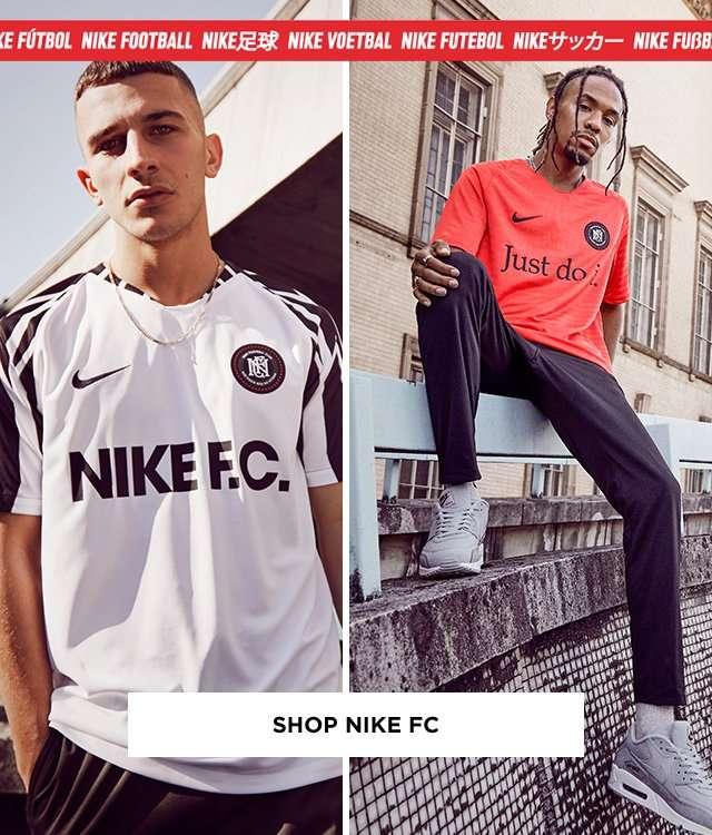 Nike+FC