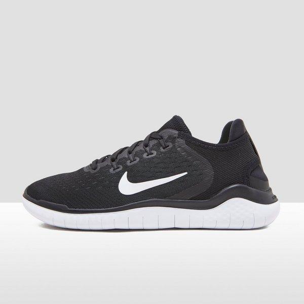 separation shoes 50dbb 7863d NIKE FREE RN 2018 HARDLOOPSCHOENEN ZWARTWIT DAMES