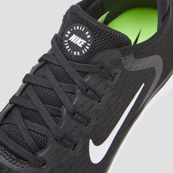 separation shoes b6239 87aac NIKE FREE RN 2018 HARDLOOPSCHOENEN ZWARTWIT DAMES