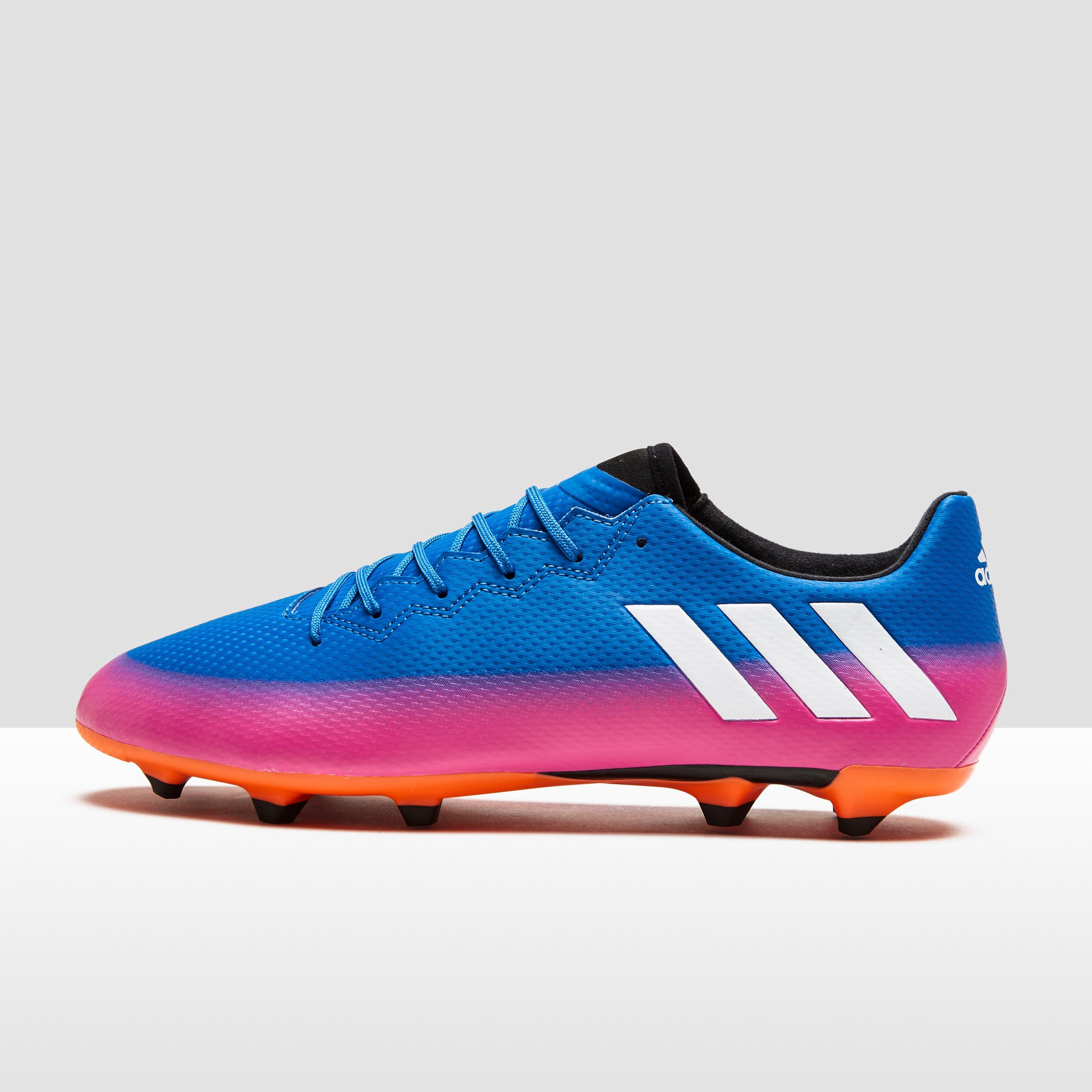 Bleu Adidas Chaussures Pour Les Hommes Messi Q8L8DRf