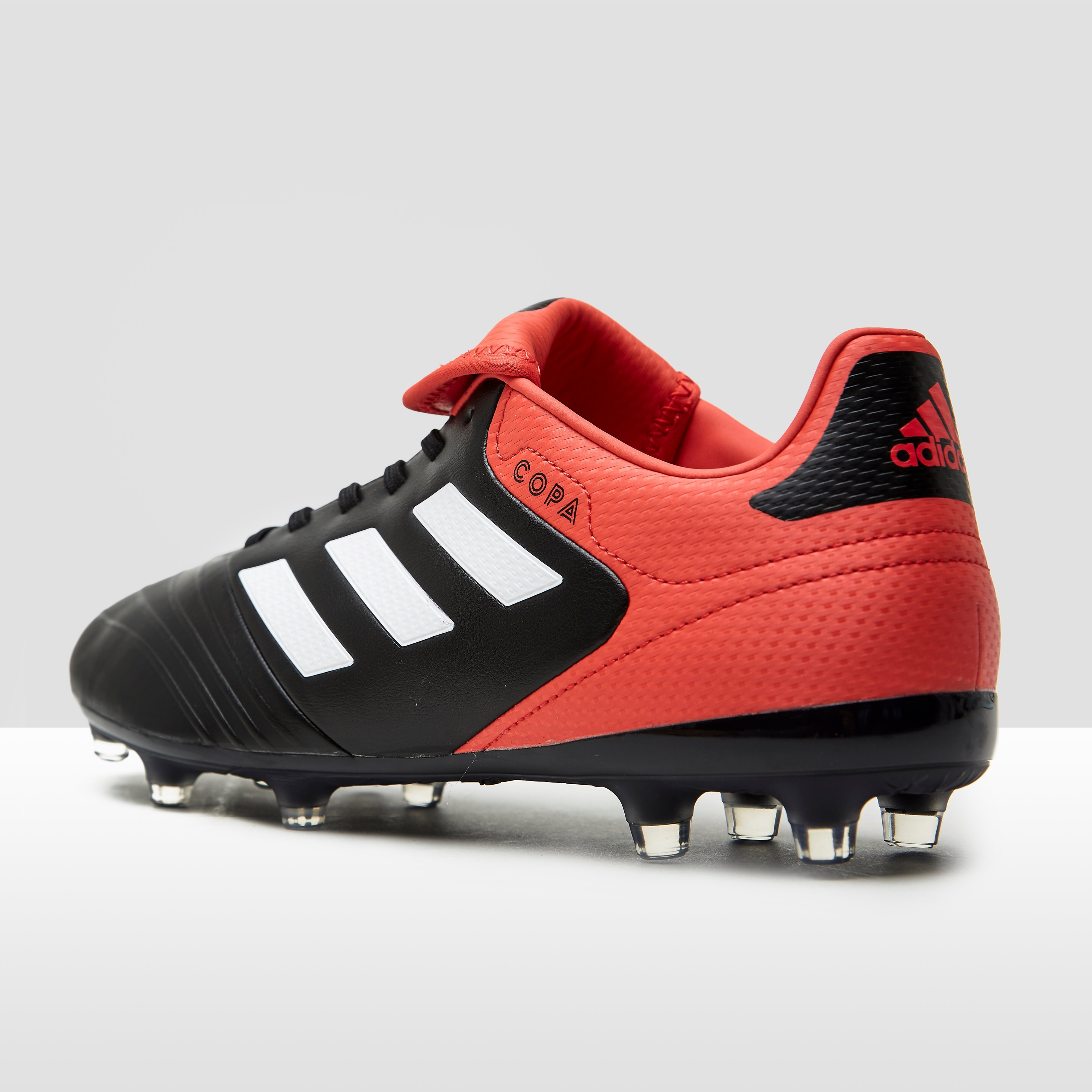 Adidas Copa 18,3 Fg Football Boots Black / Red Menn
