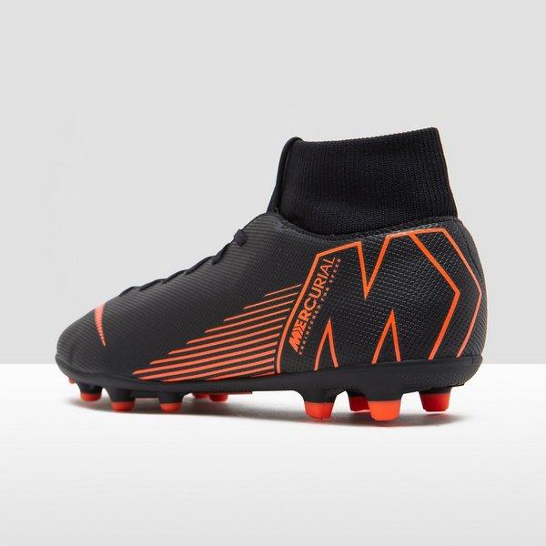 big sale 18504 f89d4 ... nike mercurial superfly 6 club mg voetbalschoenen zwart heren .