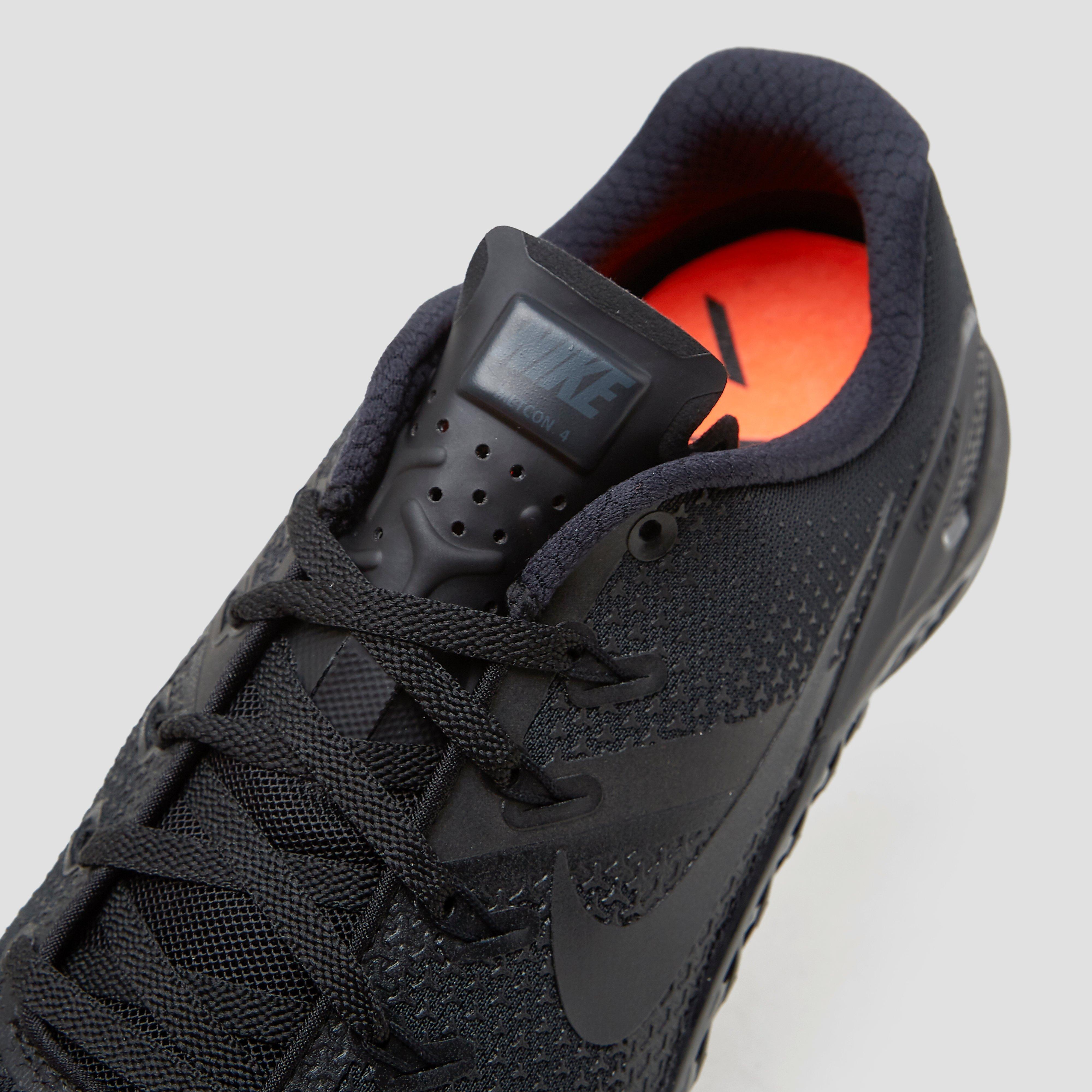 Nike Metcon 4 Sportschoenen Zwart Heren Perrysport