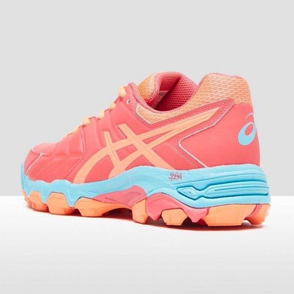 asics hockeyschoenen roze