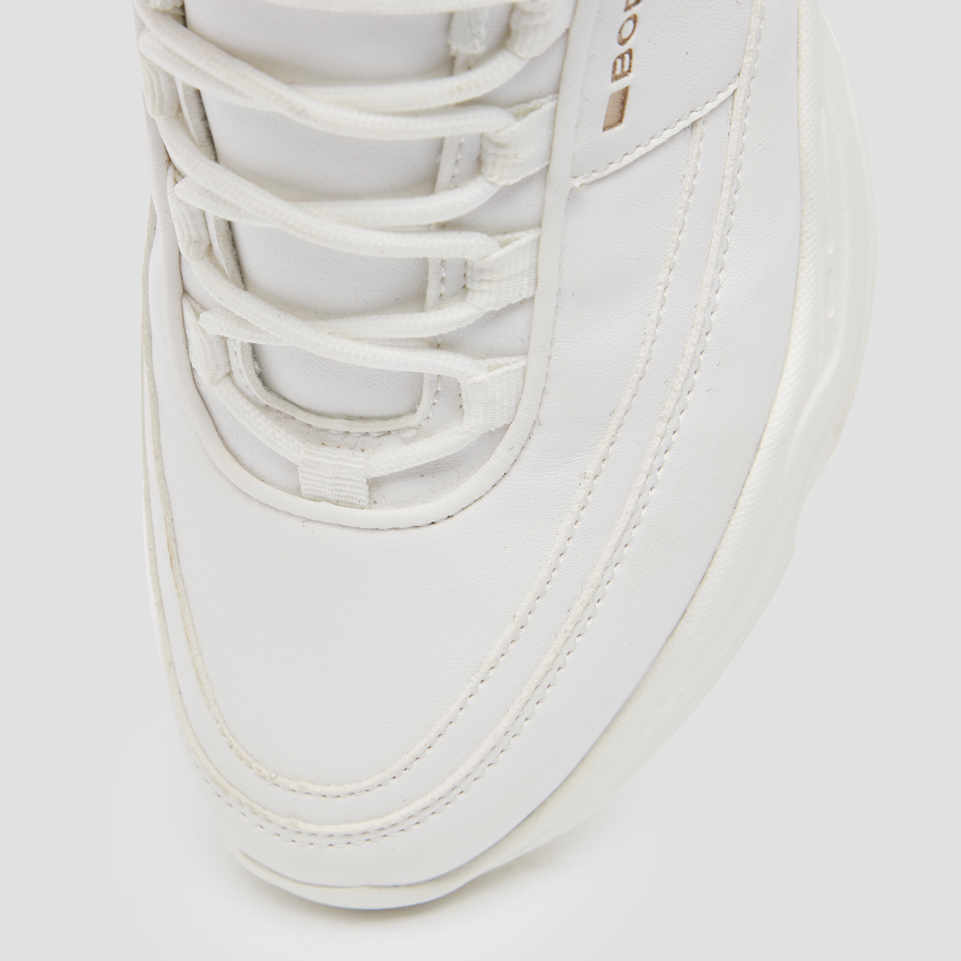 BJORN BORG CHUNKY X310 SNEAKERS WIT/GOUD DAMES