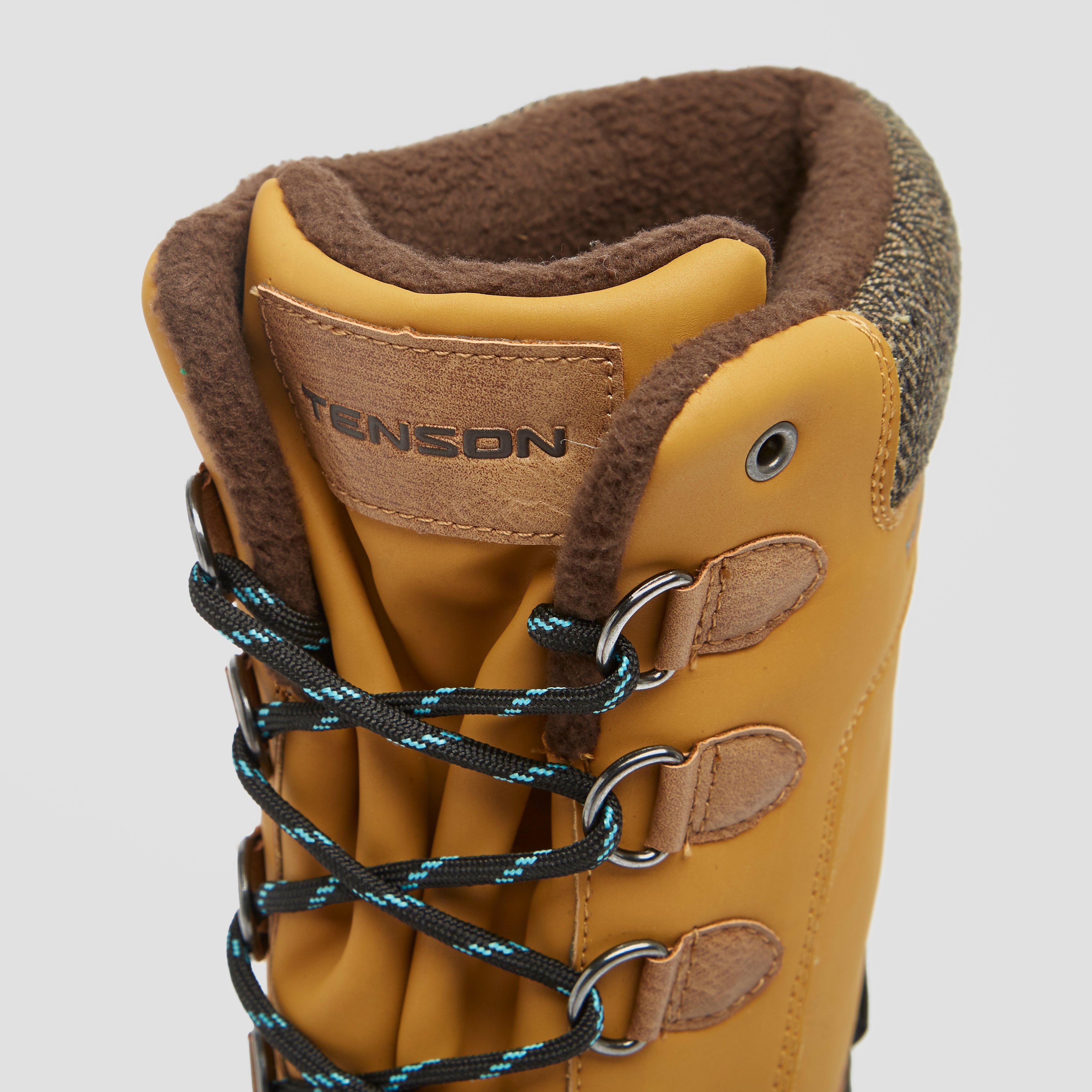 TENSON HAPARANDA SNOWBOOTS BRUIN/ZWART DAMES