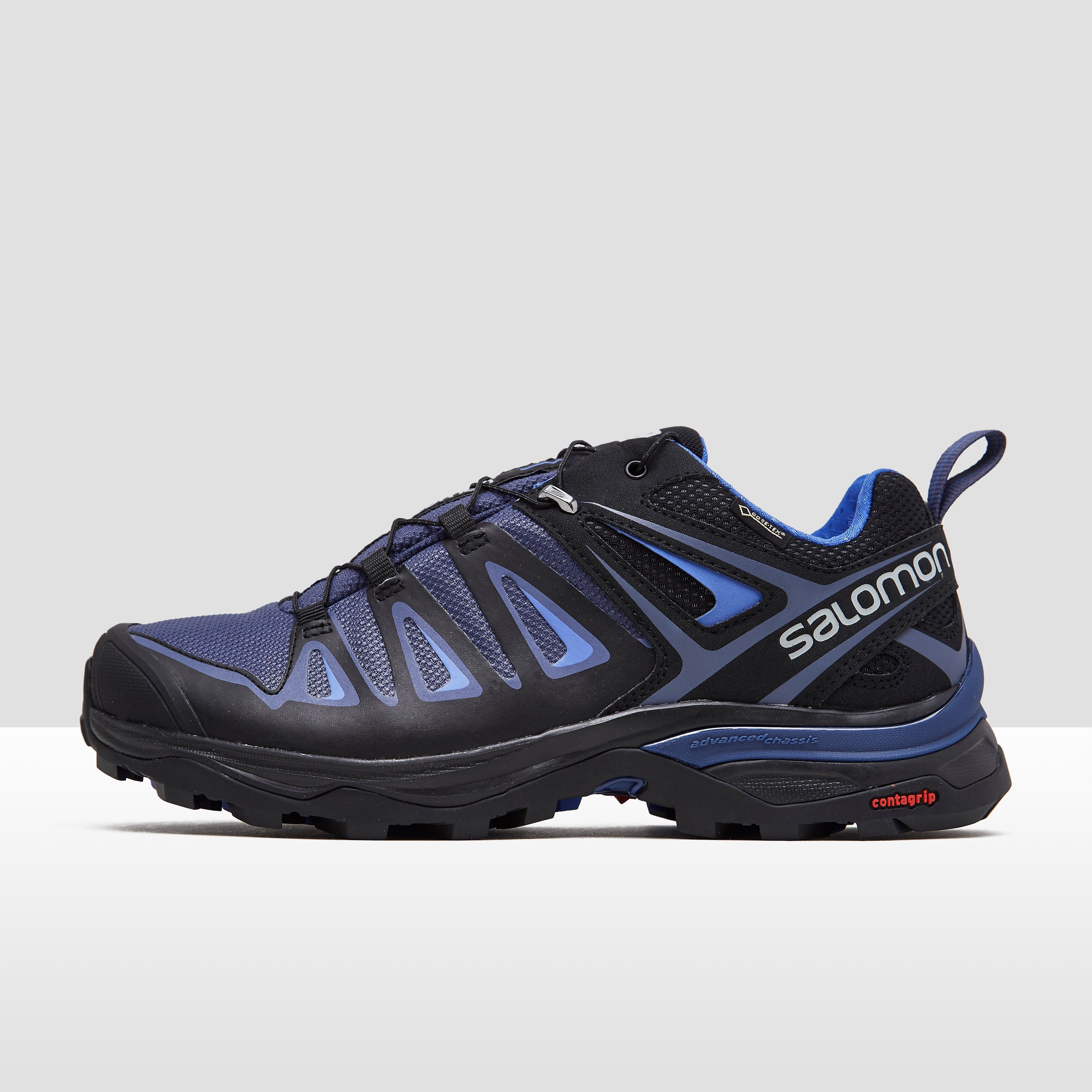 Bleu Chaussures Salomon d8lPlF8