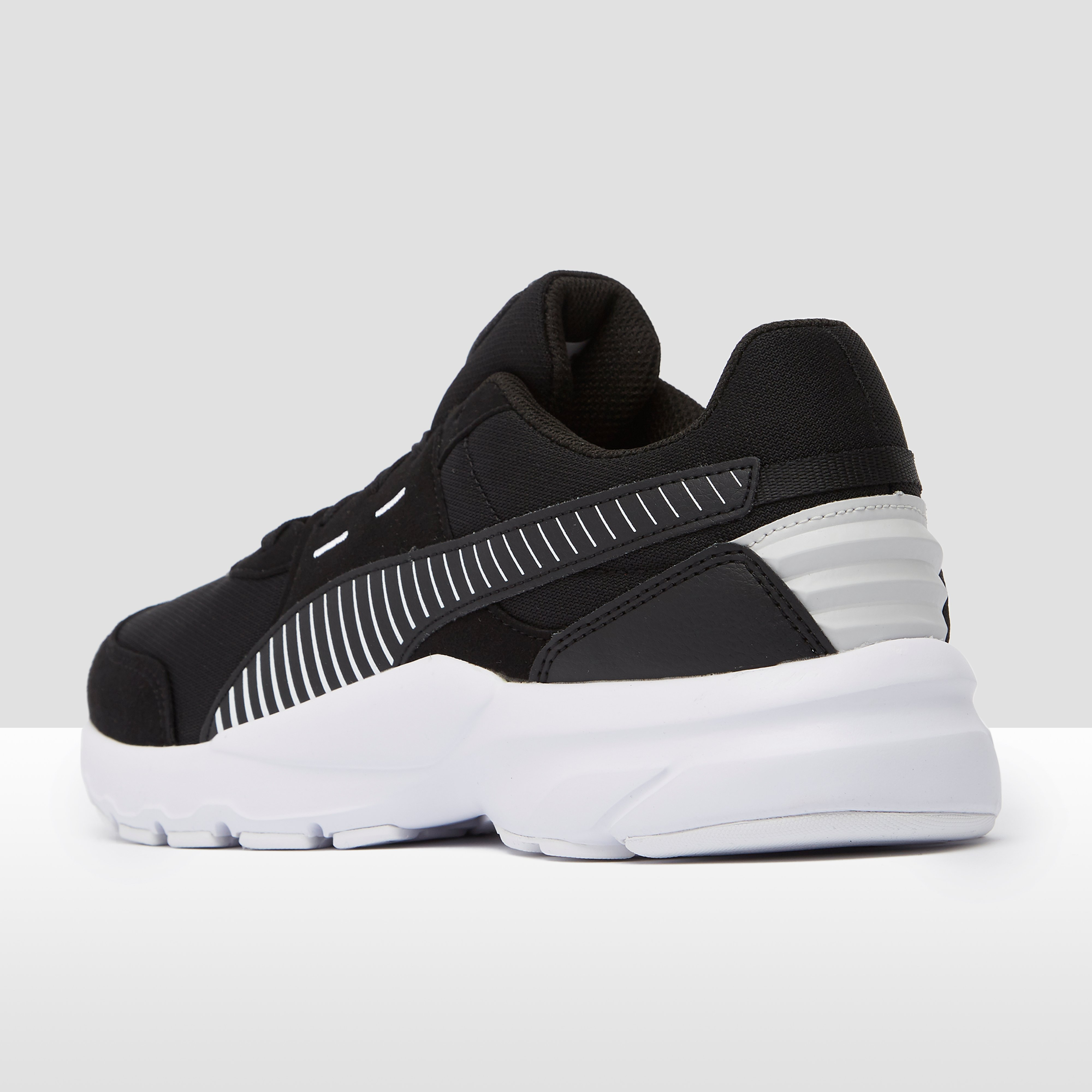 PUMA CHUNKY FUTURE RUNNER SNEAKERS ZWART HEREN