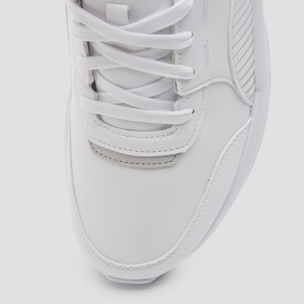 Heren Sneakers Runner Future Chunky Perrysport Wit Puma