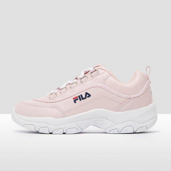 Dames Strada Chunky Sneakers Perrysport Low Fila Roze SXqB1Rw