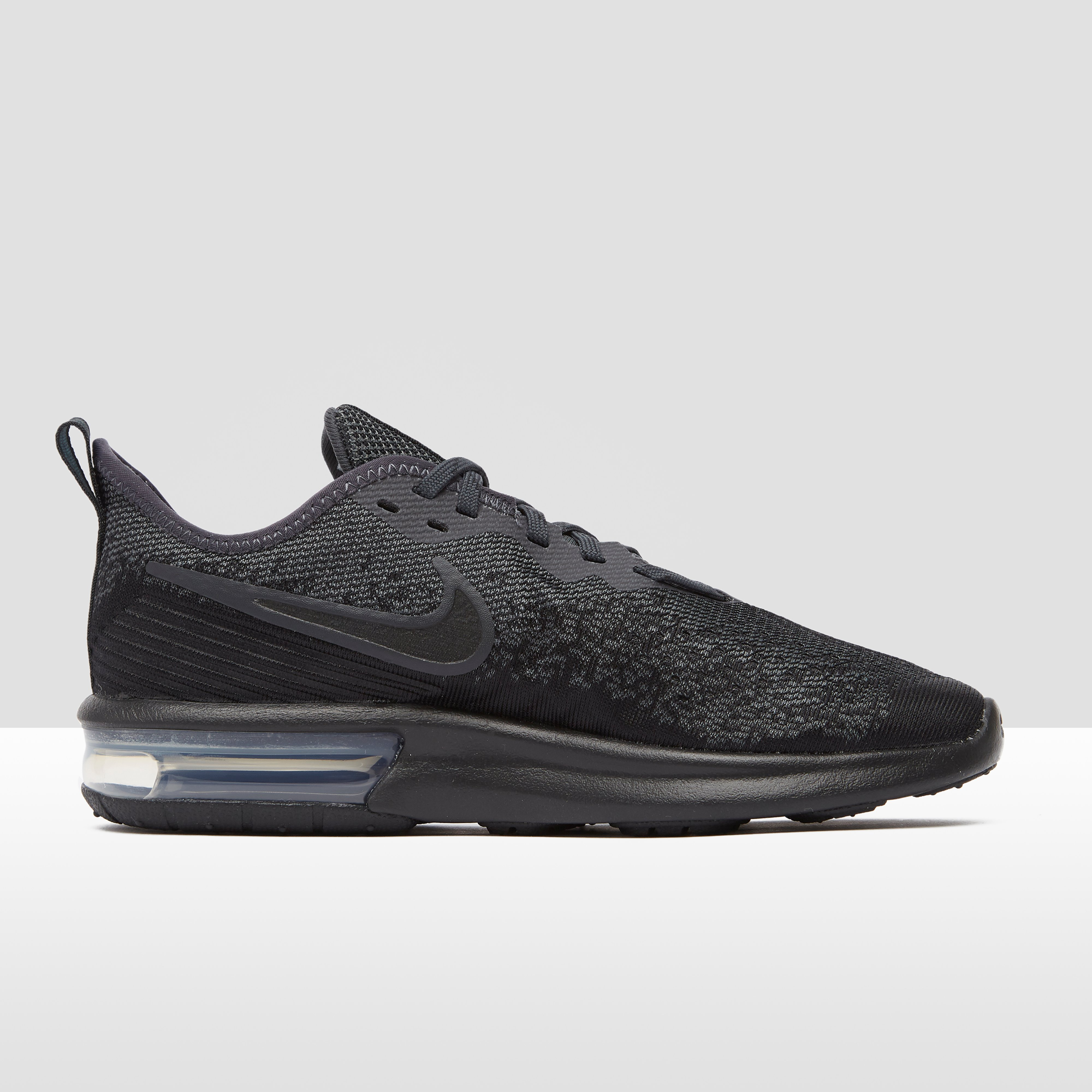 NIKE AIR MAX SEQUENT 4 SNEAKERS ZWART DAMES