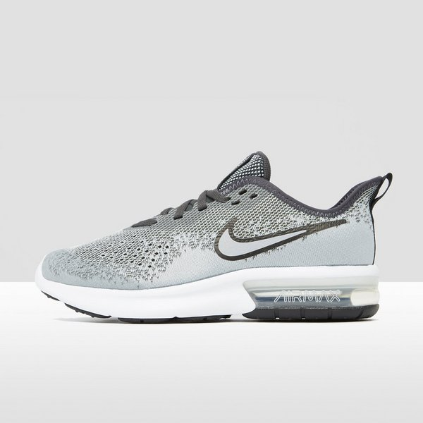 sports shoes 7c06b 8e9a0 NIKE AIR MAX SEQUENT4 SNEAKERS GRIJS KINDEREN