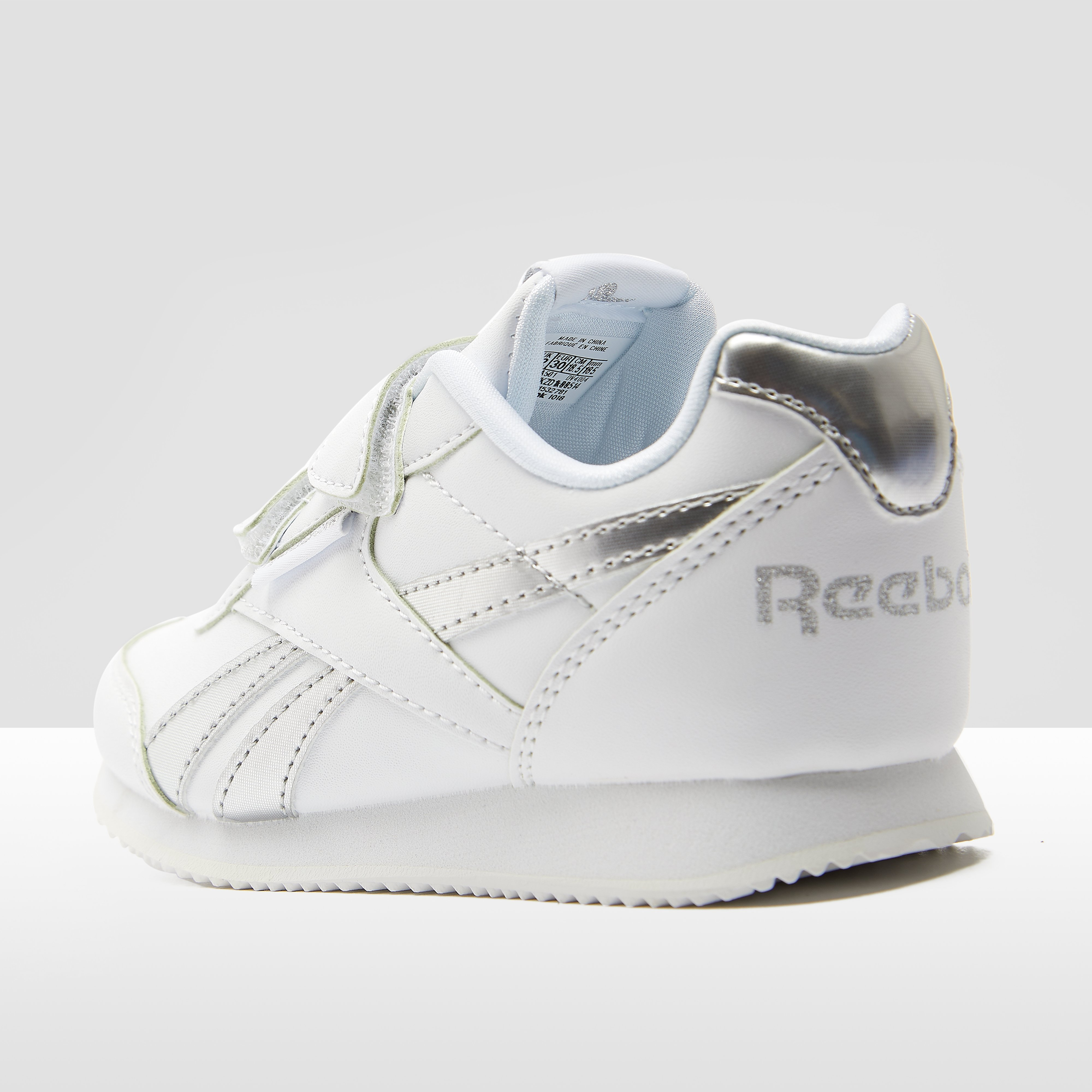 REEBOK ROYAL CLJOG 2 2V SNEAKERS WIT KINDEREN