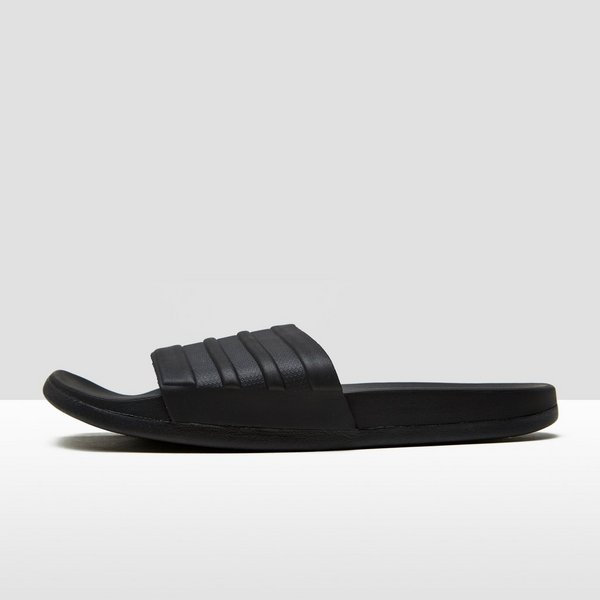 adidas cloudfoam adilette wit slippers heren