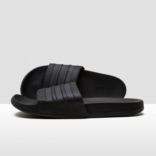 adidas cloudfoam adilette slippers blauw heren