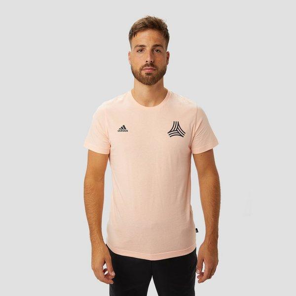 Adidas Heren Voetbalshirt Graphic Tango Roze rFq46rf
