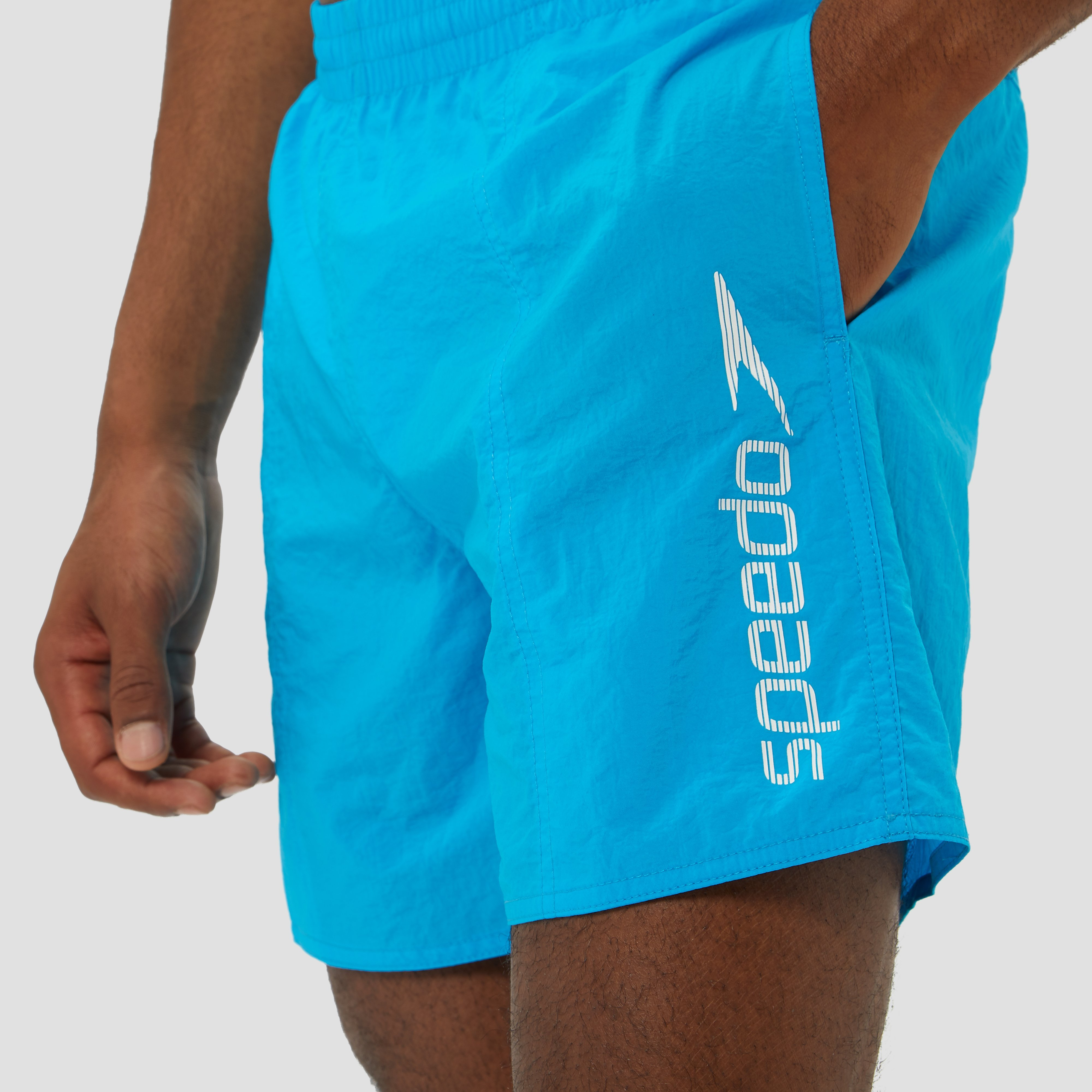 SPEEDO SCOPE 16 ZWEMSHORT BLAUW HEREN