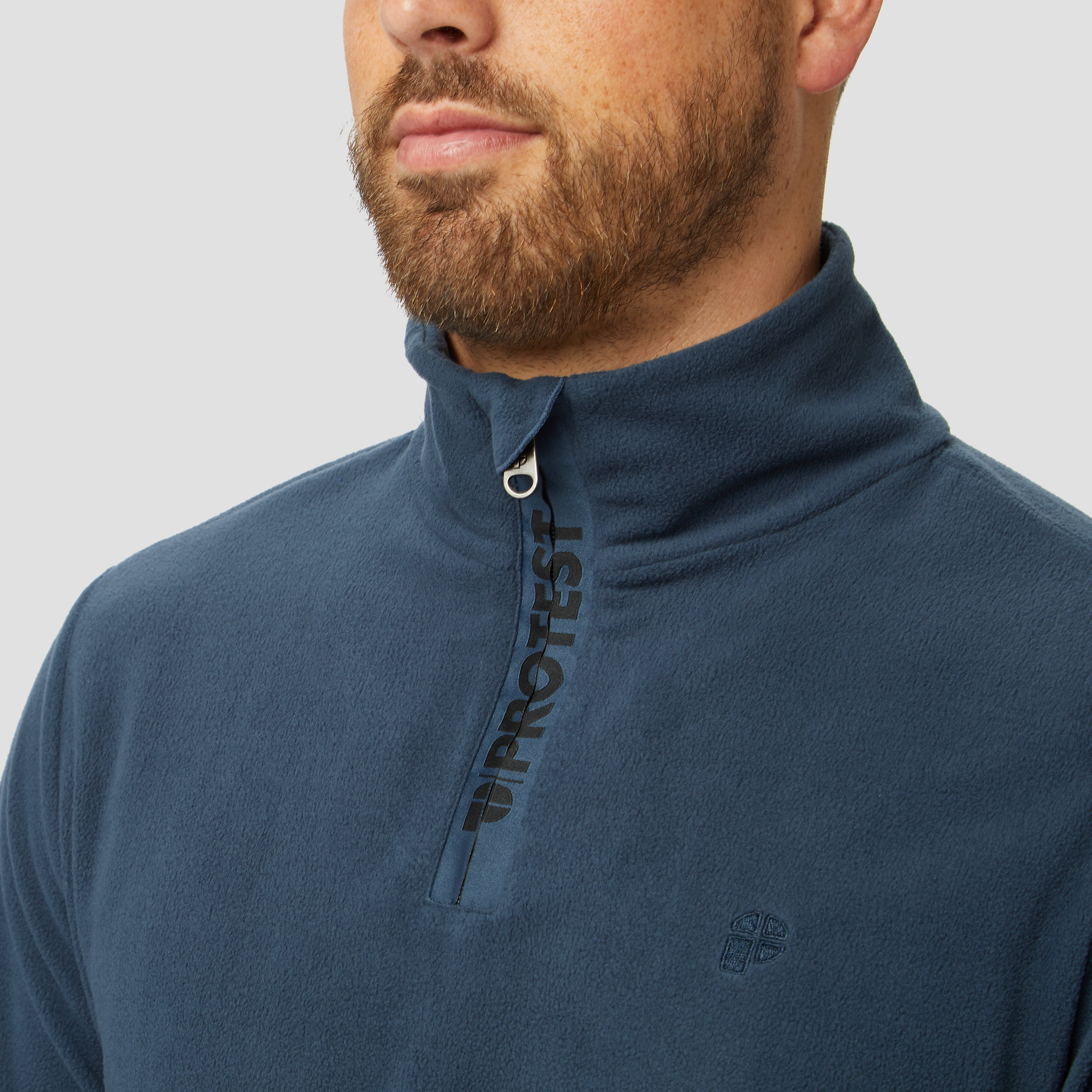 PROTEST PERFECTY PULLY KORTE RITS BLAUW HEREN