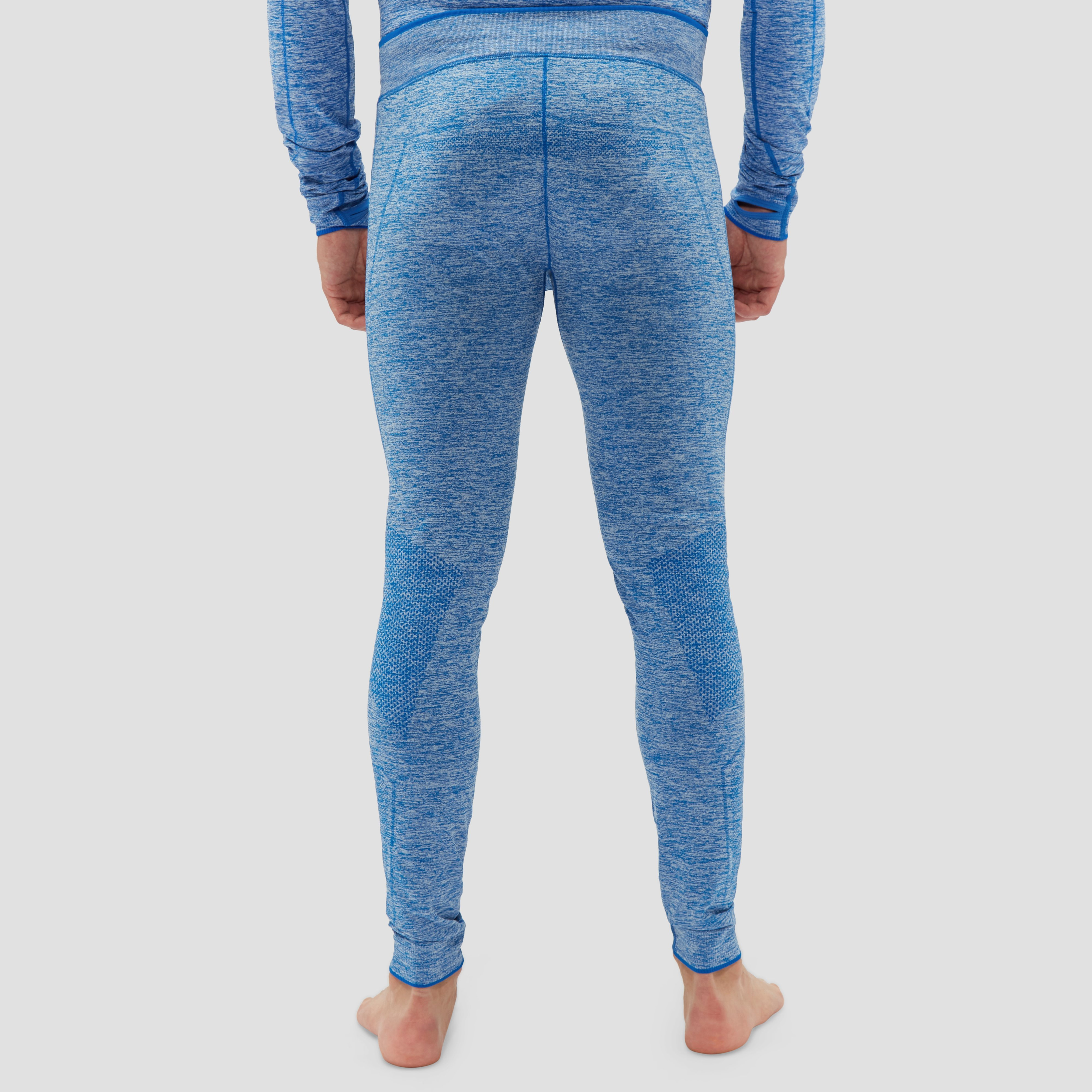 CRAFT ACTIVE COMFORT WINTER BROEK BLAUW HEREN