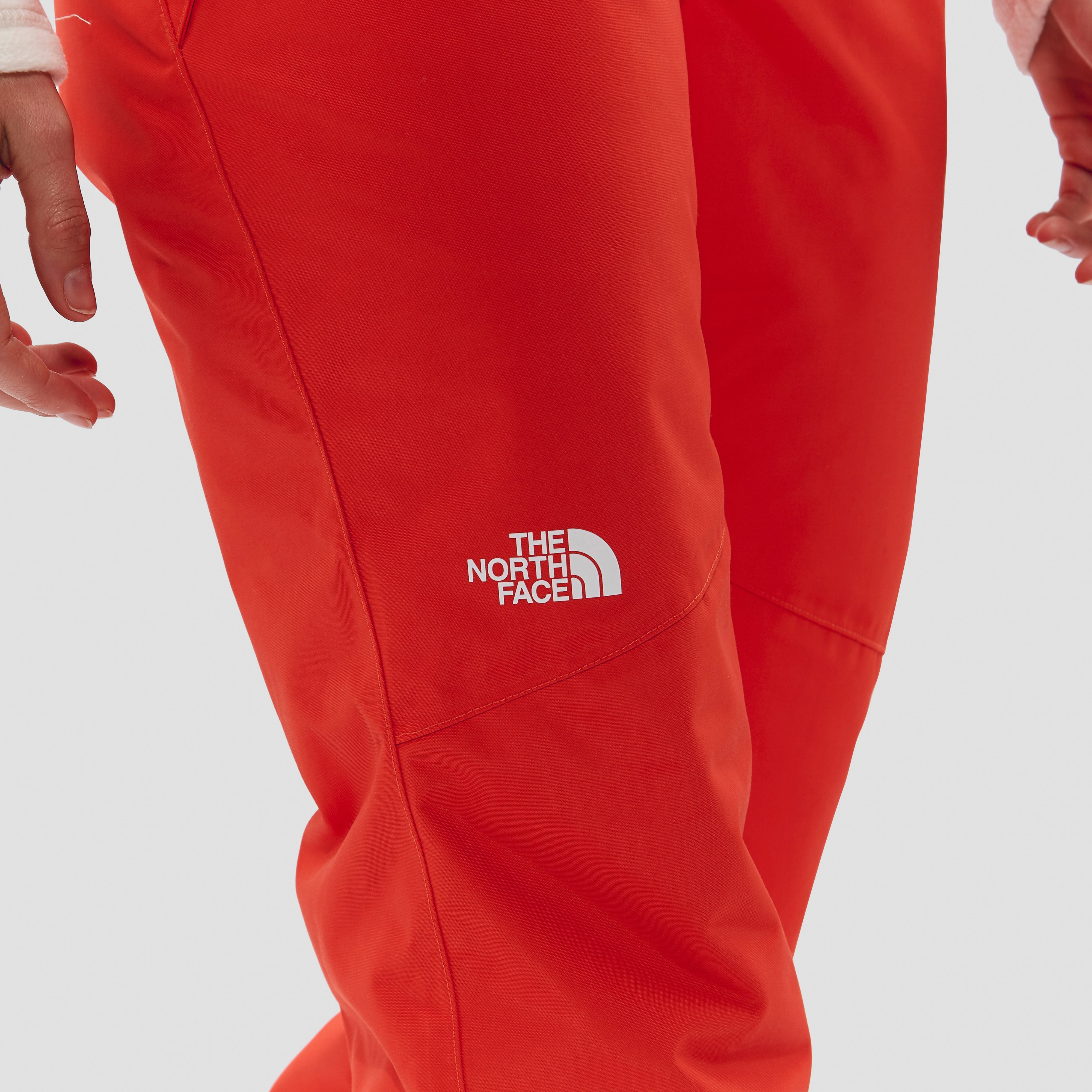 THE NORTH FACE PRESENA SKIBROEK ORANJE DAMES