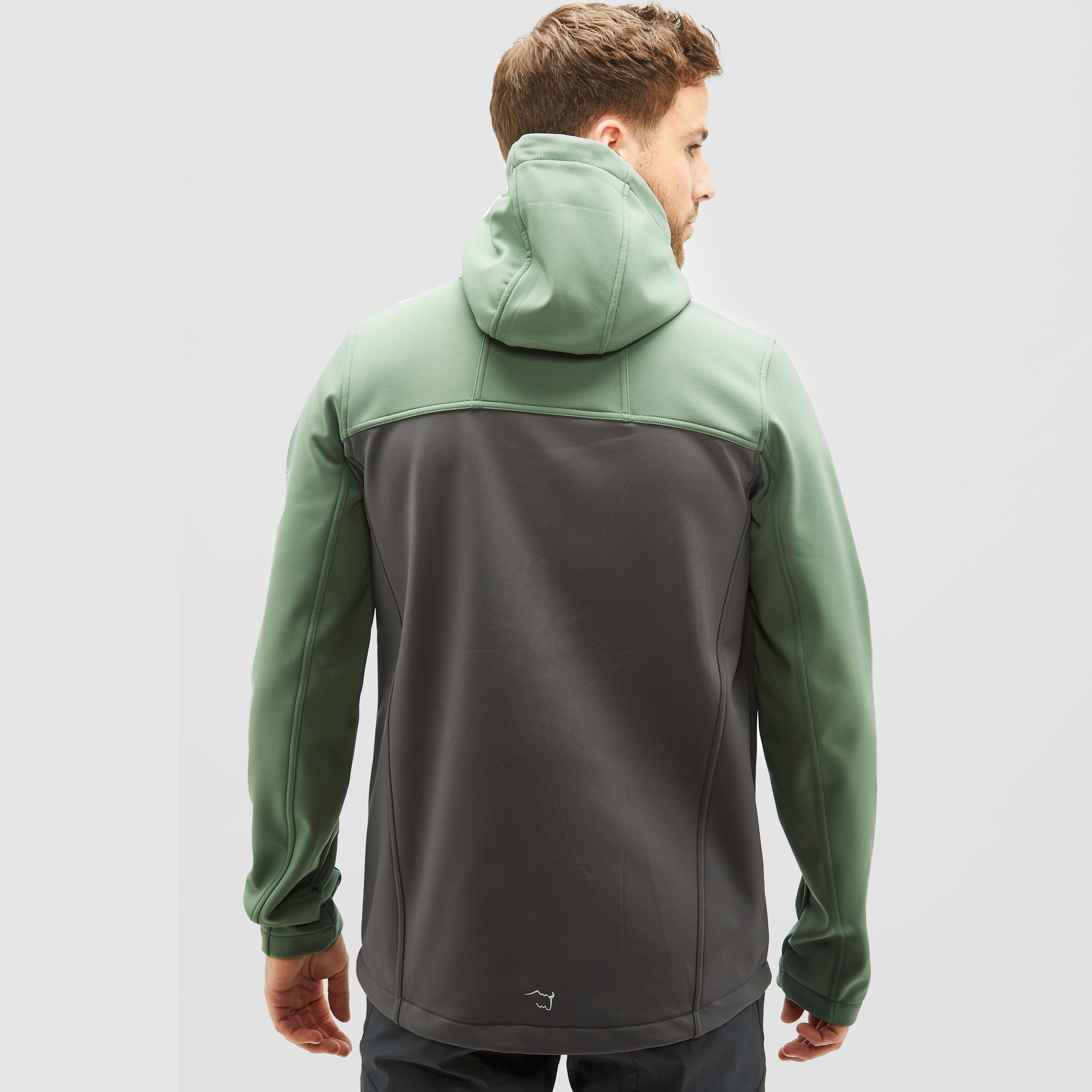 WILDEBEAST CHANCE SOFTSHELL GROEN HEREN