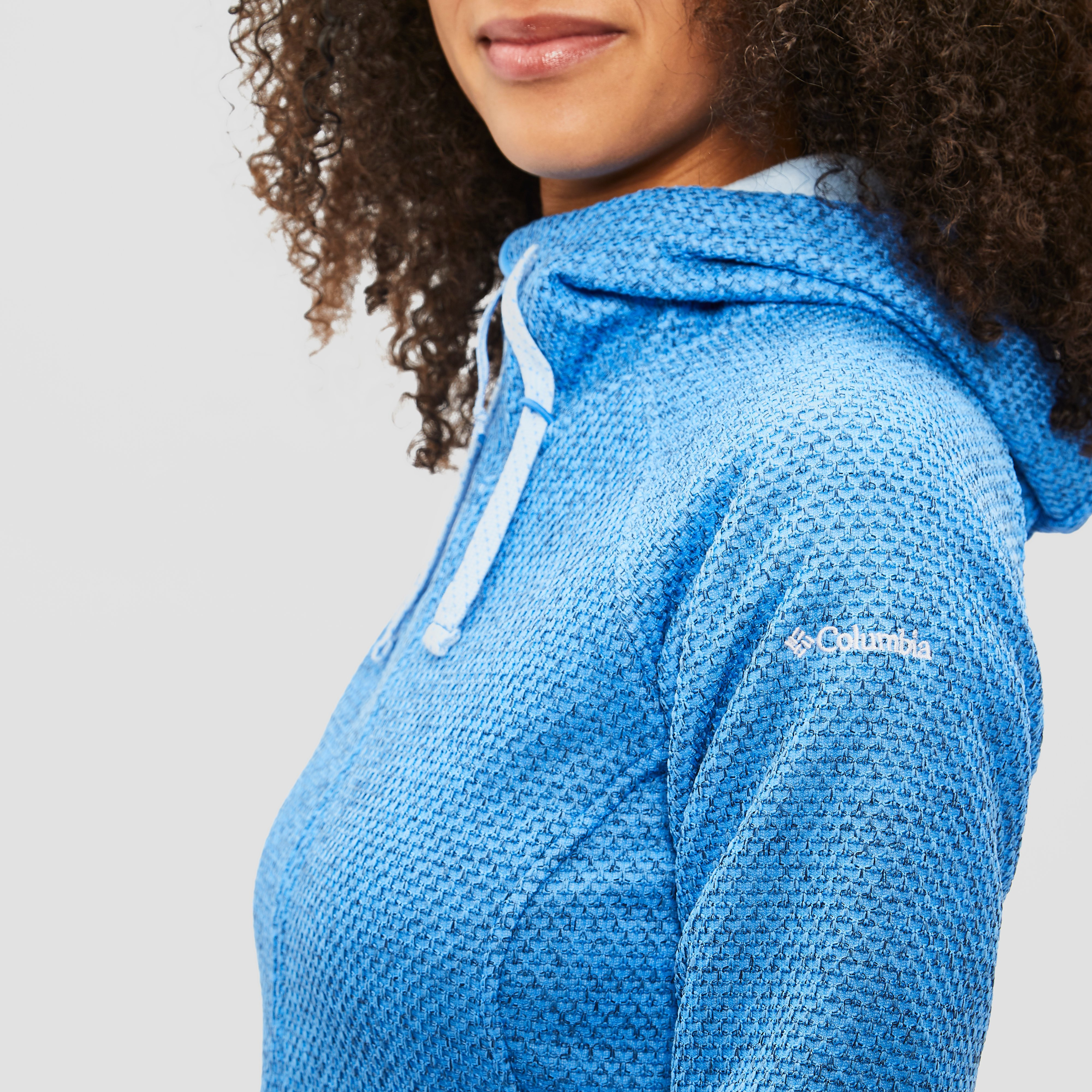COLUMBIA PACIFIC VEST BLAUW DAMES